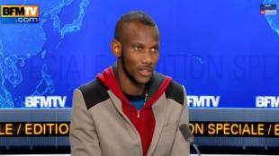 Lassana Bathily che ha salvato gli ostaggi nel supermercato kosher di parigi