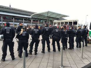 colonia manifestazioni dopo le molestie di capodanno 3