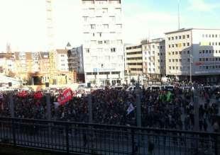 colonia manifestazioni dopo le molestie di capodanno 8