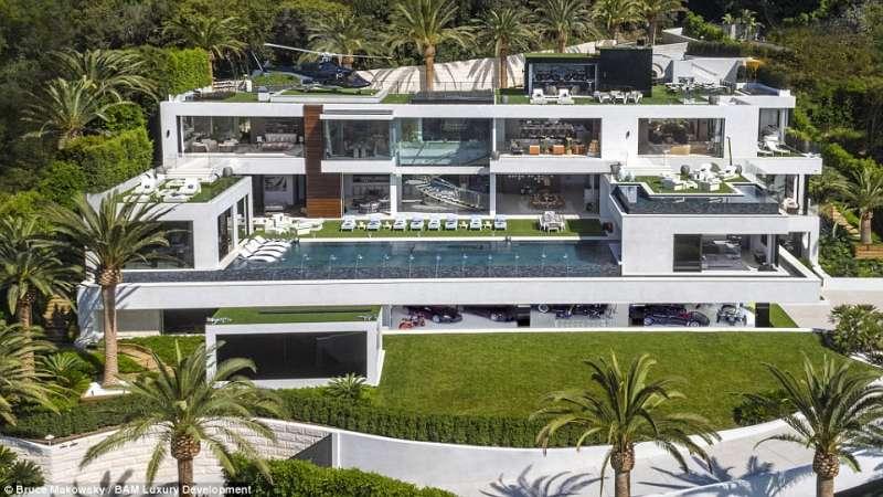 piu\' costosa degli stati uniti: 235 milioni di euro per la villa con ...