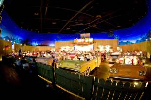 Sci-fi Dine-in Theater, Disney's Hollywood Studios 2
