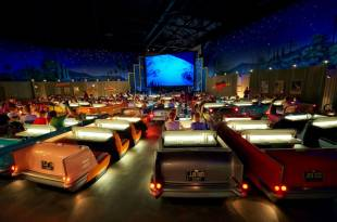 sci fi dine in theater, disney's hollywood studios