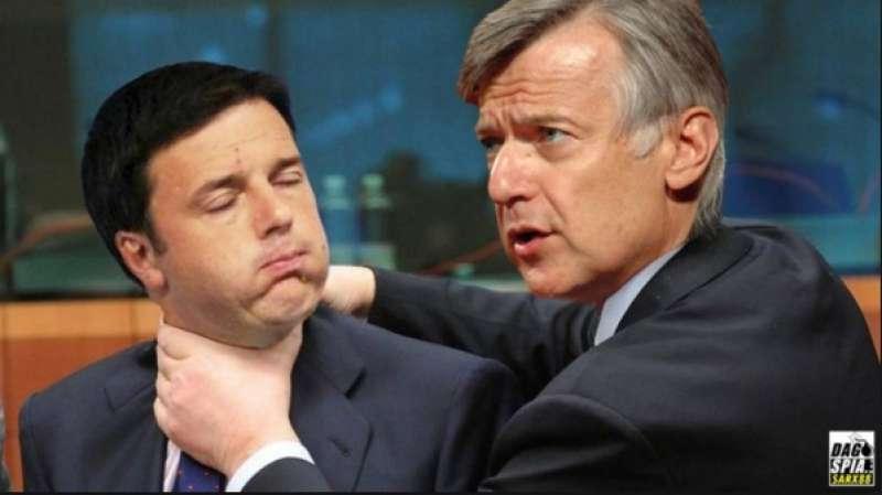 Il missile di de Bortoli e la piccola banca gonfiata dai media per colpire Renzi e affondare la Boschi per sempre