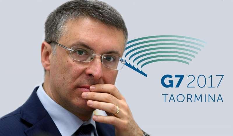g7 con gaffe – per quello di taormina il governo diffonde l immagine ... 84d13ea864b0