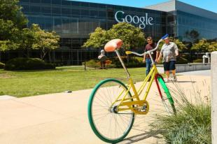 Google alla Silicon Valley