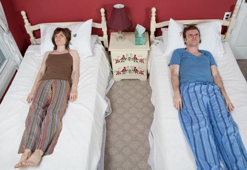 Lessico Camera Da Letto Francese : La separazione dei letti è ormai una pratica comune tra i coniugi