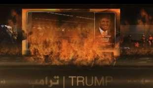 ANCHE TRUMP NEL VIDEO ISIS SUGLI ATTENTATI BRUXELLES