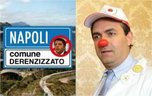 DE MAGISTRIS RENZI