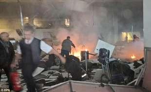 esplosioni all aeroporto di bruxelles