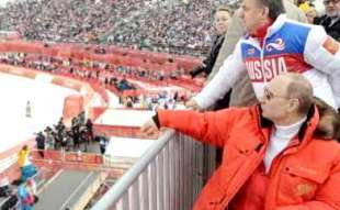 PUTIN RUSSIA SPORT