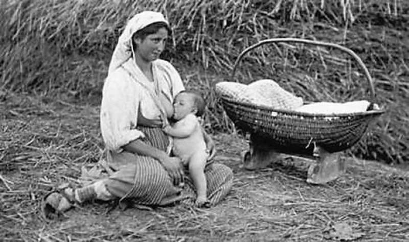 marocchinate. madre ciociara