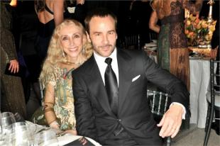 Franca Sozzani Tom Ford foto vogue