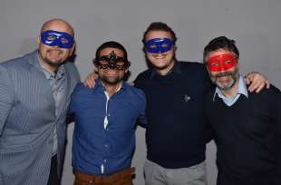 maschietti in maschera