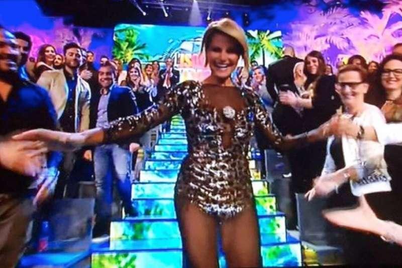 Simona Ventura (born 1 April 1965 in Bentivoglio) is an Italian television presenter