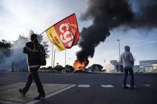 FRANCIA PROTESTE 5