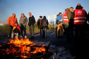 FRANCIA PROTESTE CONTRO JOBS ACT