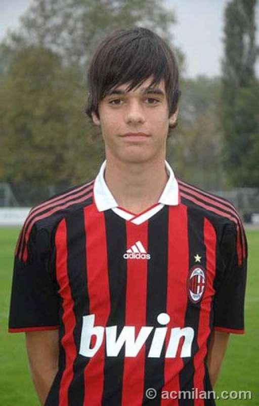 Seconda Maglia AC Milan STEFAN SIMIC