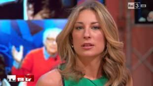Ingrid Muccitelli Gonna Con Spacco Uno Mattina In Famiglia 7 Gennaio