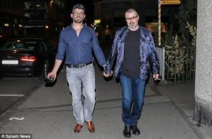 george michael con fidanzato fadi fawaz