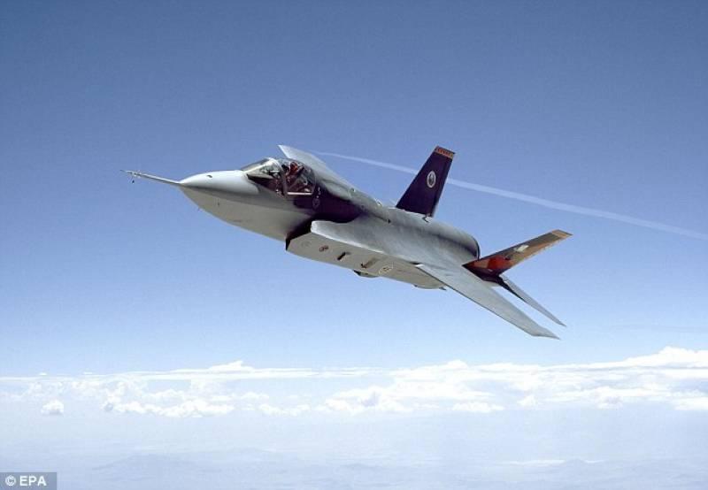 jet f 35