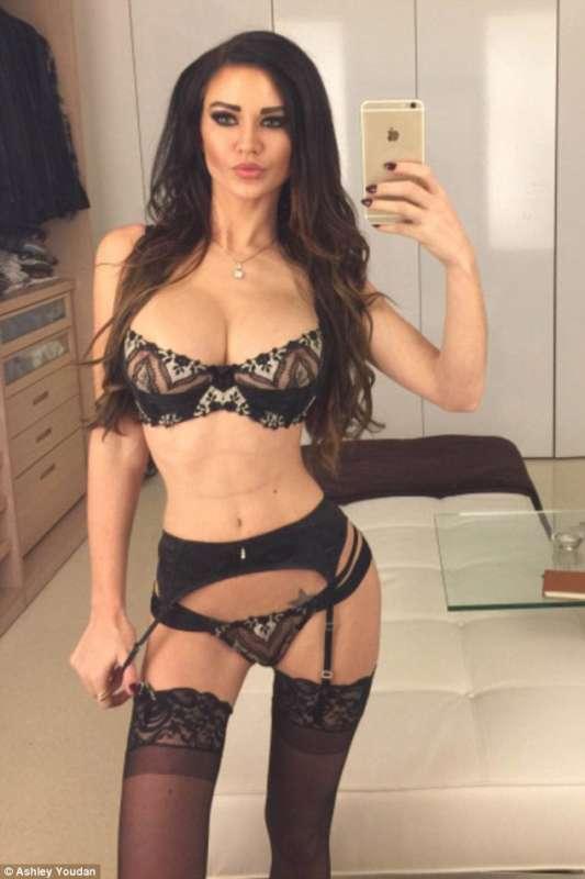 Ashley Youdan Porn