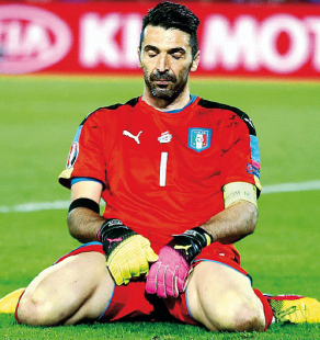 BUFFON IN ITALIA GERMANIA