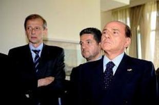 piero fassino silvio berlusconi