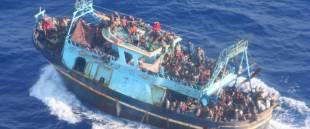 migranti nel canale di sicilia 5