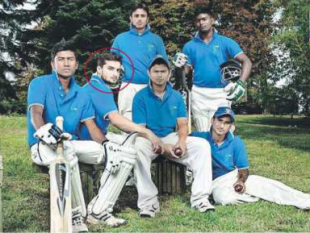 FAROUQ AFTAB E LA NAZIONALE UNDER 19 DI CRICKET