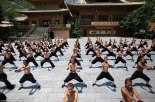 kung fu 9