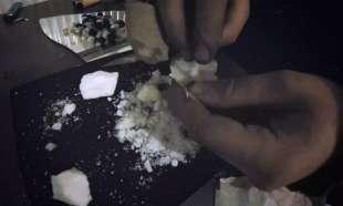 partite di droga in gangland