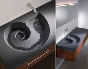 Brillanti idee per il design del vostro bagno media e tv