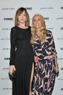 franca sozzani dakota johnson