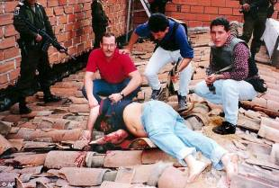 pablo escobar morto 1993