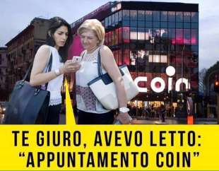 virginia raggi coni coin muraro