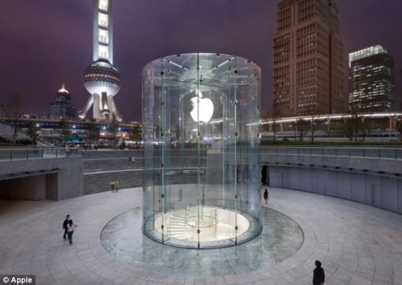 Apple innova anche nellarchitettura: brevettato il cilindro di