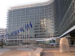 il palazzo della commissione europea a bruxelles