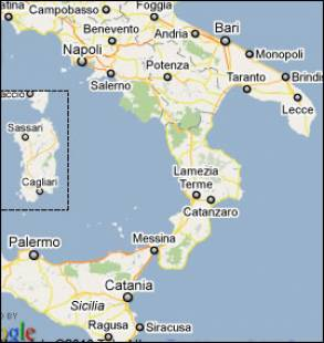 SUD ITALIA