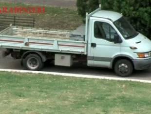 furgone iveco di massimo bossetti