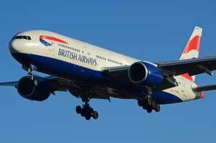 boing british airways
