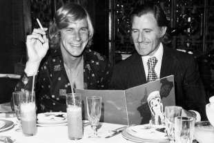 graham hill con james hunt