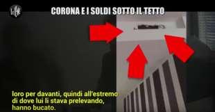 I SOLDI NASCOSTI DI FABRIZIO CORONA