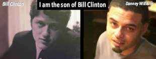 il figlio presunto di bill clinton danney williams