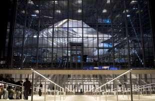 la nuvola centro congressi dell eur
