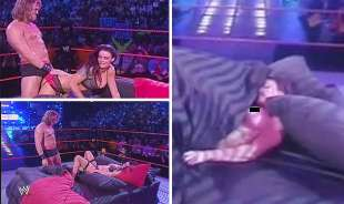 lita a letto con the edge