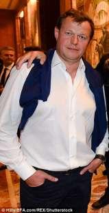 miliardario russo yuri shefler