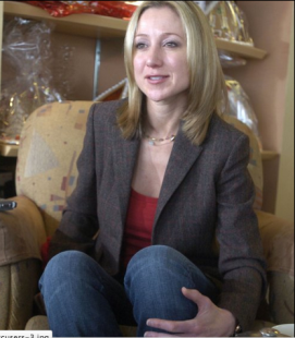 milionaria canadese belinda stronach.