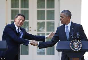 renzi e obama a washington 2