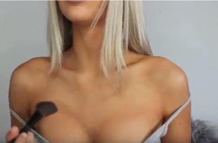 trucco per aumento seno 6