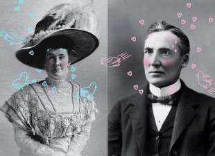 warren harding e carrie phillips